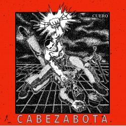 "CUERO - Cabezabota 12"""