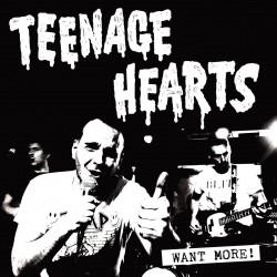 TEENAGE HEARTS - Wants more...