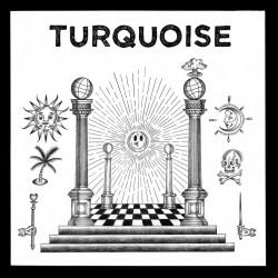TURQUOISE - Hantise Lp
