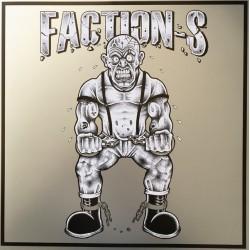 """FACTION - Demo 12"""" (Silver)"""
