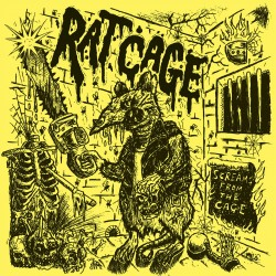 RAT CAGE - Screams From The...