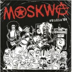 MOSKWA - Studio 84 (Black...