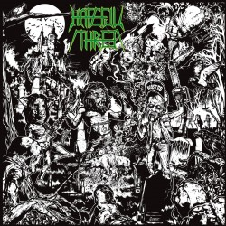 HATEFULL THREE - 6 Tracks 12""