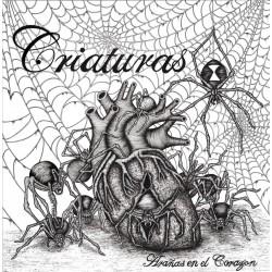 CRIATURAS - Arañas En El...