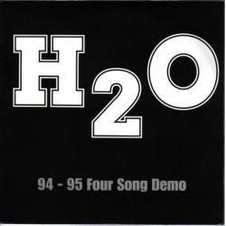 H2O - 94 95 Four Songs Demo Ep