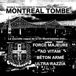 V/A - MONTREAL TOMBE Ep