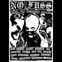 NO FUSS 1 - Fanzine A4