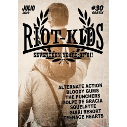 RIOT KIDS  30 - A6 - Spanish